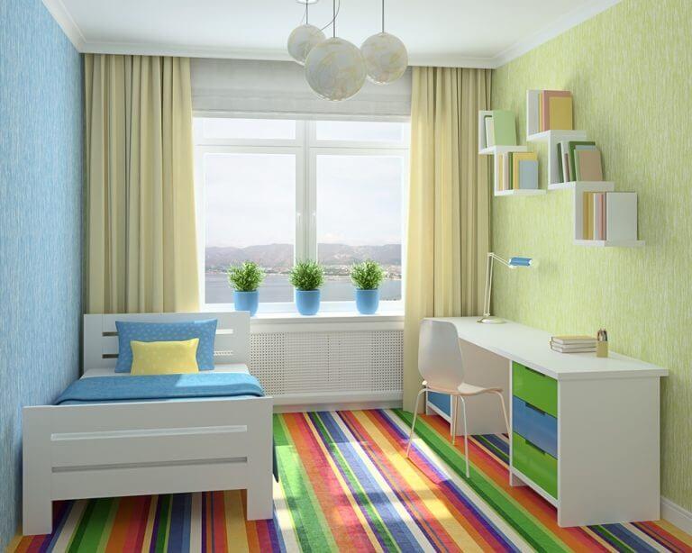 וילונות לחדרי ילדים 3