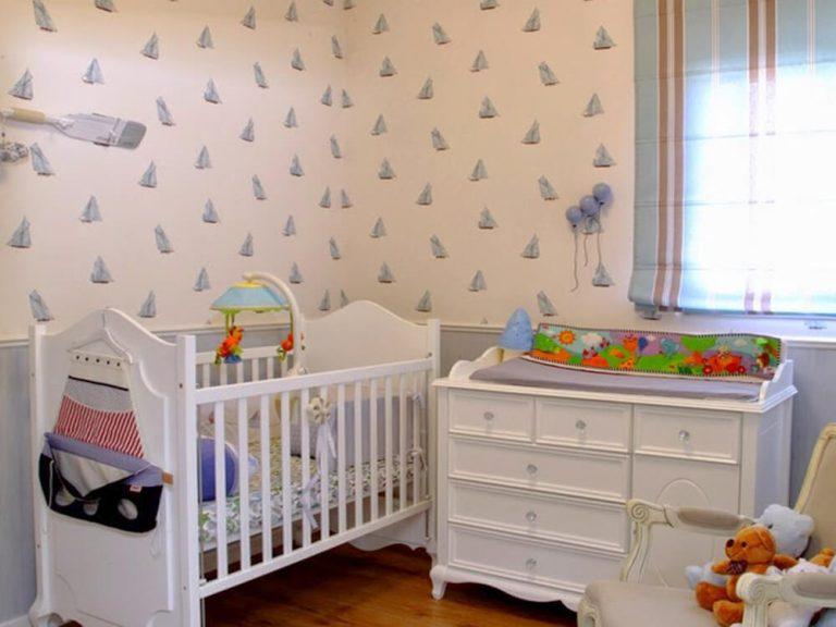 וילונות לחדר שינה תינוקות
